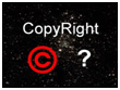 CopyRight, CopyLeft, CopyCentered